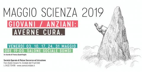 Maggio scienza 2019